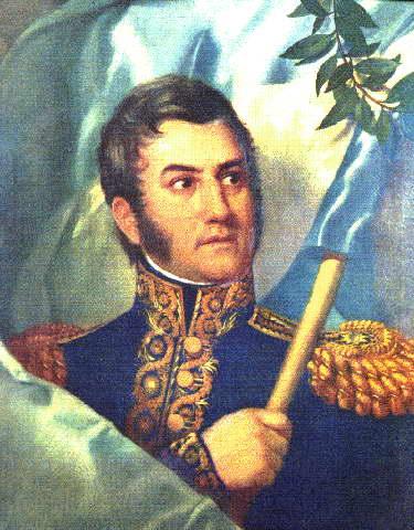 biografia de dom jose de san martin independencia peru